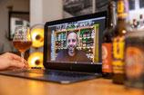 Online Tasting Sa 12.06.21 um 20 Uhr - Regionale Craft Biere mit SPECIAL GUEST