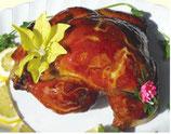 ■焼鶏 |燻製若鶏