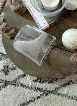 "Glas/Becher/Vase PB Home ""Swirl"""