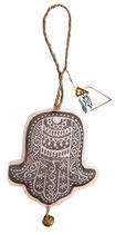 Weihnachtshänger Hand Der Fatima 14cm Walther&Co