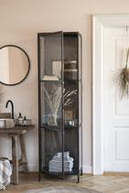 Wandspiegel  Rund Metall Vintage  IB Laursen D:60cm