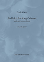 Im Reich des King Crimson (dedicated to Steve Reich)