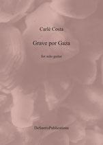 Grave por Gaza