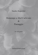 Homenaje a Abel Carlevaro / Paesaggio