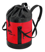 Seilsack Bucket 25l rot