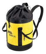 Seilsack Bucket 25l gelb