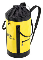 Seilsack Bucket 35l gelb