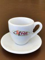 CoFfee Espresso Tasse mit Untere