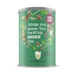 Neu: Chai Latte Green, 250g Dose