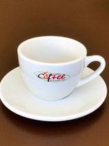 CofFee Cappuccino Tasse mit Untere