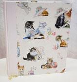 ネコの表紙のノート