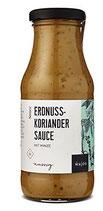 Erdnuss Koriander Sauce