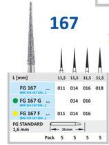 Frese Horico FG  167