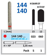 Frese Horico HP  144-140 - diam. 0,23