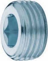 Verschluss-Schrauben mit Innensechskant