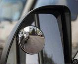 Weitwinkel Totewinkel Spiegel rund 7 cm selbstklebend