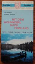 Mit dem Wohnmobil nach Finnland  WoMo Reihe Band 41