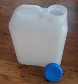 Wasserkanister Weithalskanister Kanister 19 L Frischwasser Deckel