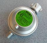 Gas Druck Regler 1 kg/h Gasregler EN 61 für Grill 50mbar