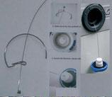 Deckel Halter Sicherung Wasserdeckel Cap Saver FÜR Einfüllstutzen