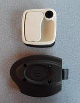 Türschloß weiß ZADI 25-34mm für Wohnmobil Wohnwagen Klappen Türen