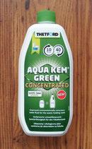Aqua Kem Green 0,75 L ≙19,20€/L. Konzentrat für Toilette Thetford WC Porta Potti