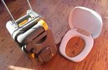 Thetford Fresh-Up-Set C200 Cassette Tank mit Räder Deckel Angebot