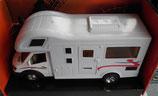 Reisemobil Wohnmobil Spielzeug weiß Rückzugsautomatik