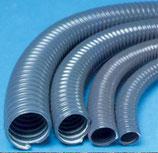 Wasserschlauch Abwasserschlauch grau Spiralschlauch Meterware