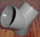 Truma Luftverteilung Lüfter Y für 65 / 72mm Gas Heizung Verteiler