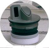 Ventil für WC C200 C 200 Thetford Cassette grau outside