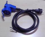 Adapterleitung Adapter Kabel CEE Winkel Kupplung Schuko Adapterkabel