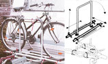 Fahrradträger Deichselträger POLO für Caravan Wohnwagen Deichsel
