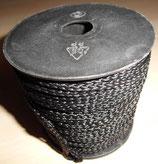 Spannleine 50 Meter ≙0,23€/M. Nylon Schnur Zeltleine 3mm schwarz
