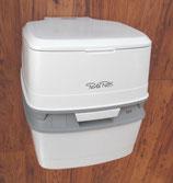 Thetford WC tragbare Toilette Porta Potti 165 weiß/grau