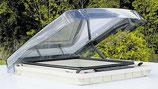 Dachhaube getönt REMIS Top Vario II mit Kurbel für 40x40 Ausschnitt