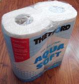 WC Papier ≙1,45€/St. Thetford 4 Rollen 270 Blatt soft Toilettenpapier