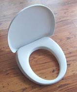 Thetford Toilettensitz NUR Brille + Deckel für Toilette C402, C403