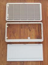 Belüftung Kühlschrank Electrolux Dometic Lüftungsgitter LS300 weiß