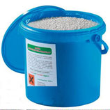 Luftentfeuchter 5 L ≙2,72€/L. Granulat im Eimer für Raum Entfeuchter