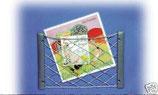 Utensiliennetz grau 31,6 x 21,6 cm
