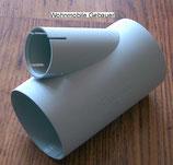 Truma Luftverteilung Gas Heizung für 65 mm Abzweig Rohrteiler AB 35