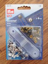 PRYM 9mm Nieten ≙0,50€/Stk. 24er Set