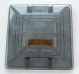 Ersatzglas FÜR Dachhaube crystal Fiamma Haube 50 x 50 Ersatzhaube