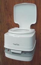 Thetford WC Toilette Porta Potti 345 weiß Kolbenpumpe