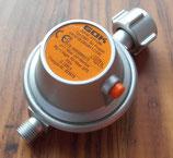 Gas Sicherheitsregler Wohnmobil Regler 50mbar 1,5 kg/h