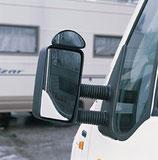 Weitwinkel Toter-Winkel Spiegel Herkules oval Aufklemmspiegel
