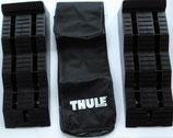 Ausgleichskeile 1 Paar Stufenkeil Keile Levellers Thule + Tasche schwarz