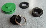 SOG Toilettenentlüftung Typ A, 2. Anschluss für Thetford Cassette C2, C3, C4,