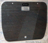 Glasabdeckung +Ring für 3-Fl.-Kocher EK 2000 Cramer Dometic 494x410mm für Wohnmobil